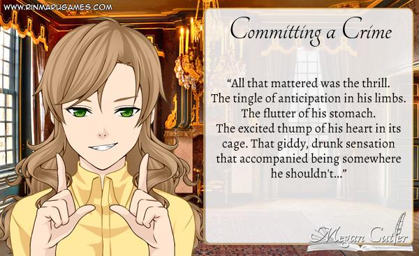 silkfoot - committing crime